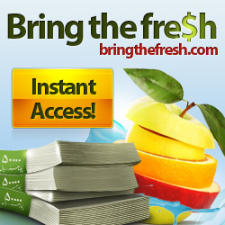 Week One with Bring the Fresh